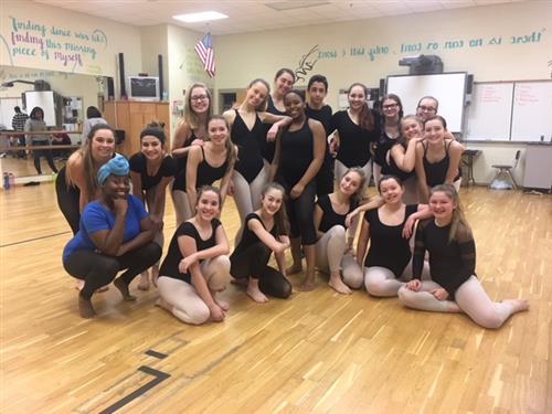 freshman dance 2016